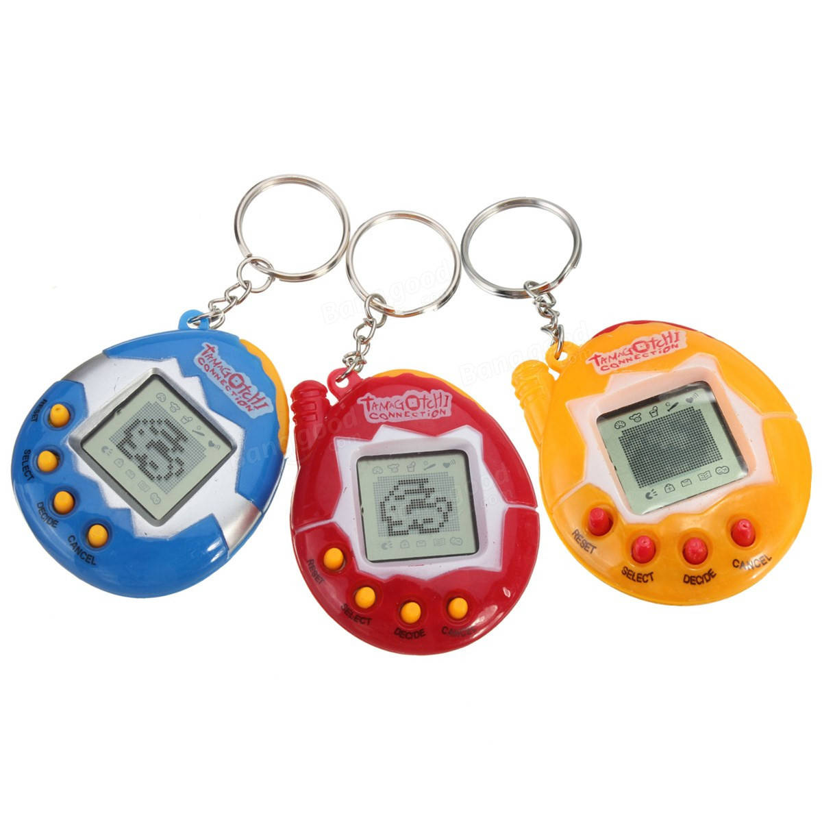 Retro Virtual Pet 49 In 1 Cyber Pets Animals Toy Funny ...