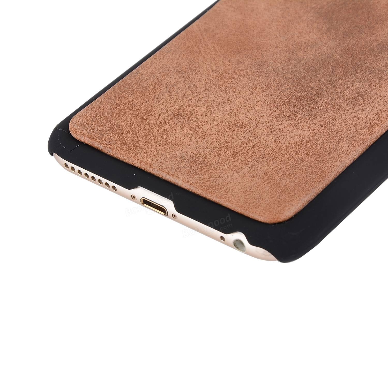 マルチスロットダブルジッパースプリットレザーウォレットケースiPhone 6 / 6sのためのスタイリッシュなシンプルなカバーケース