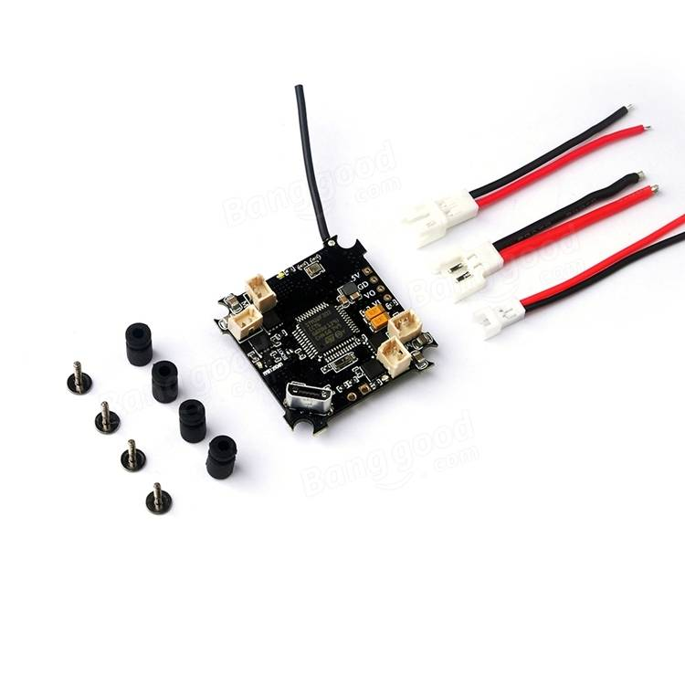 Eachine Beecore V2.0 D16 Brushed F3 OSD Flight Controller for Inductrix Tiny Whoop E010 E010S