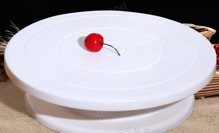 Cake Decorating Turntable Nz : DIY Cake Decorating Turntable Rotating Revolving Round ...