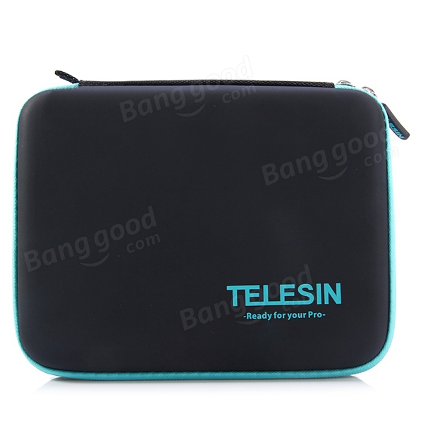TELESIN Collection Storage Bag for Xiaomi Yi Sports Camera