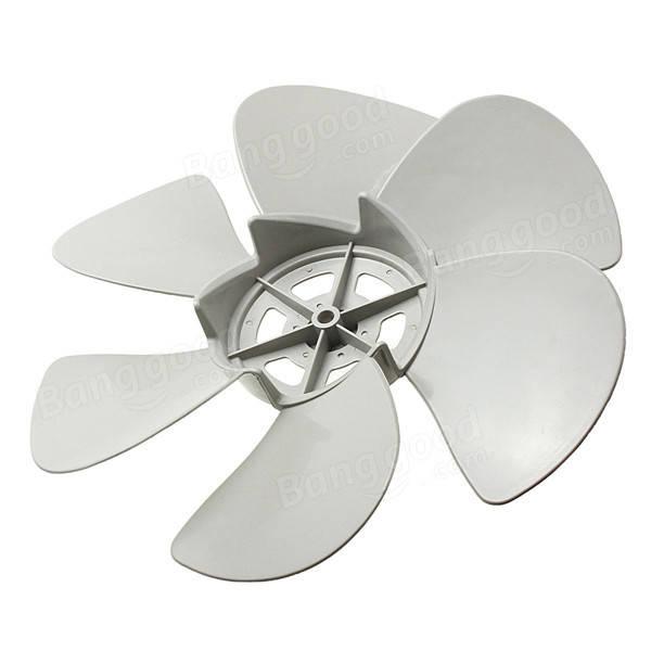 Plastic Fan Blades : Inch plastic fan blades exhaust ventilator motor