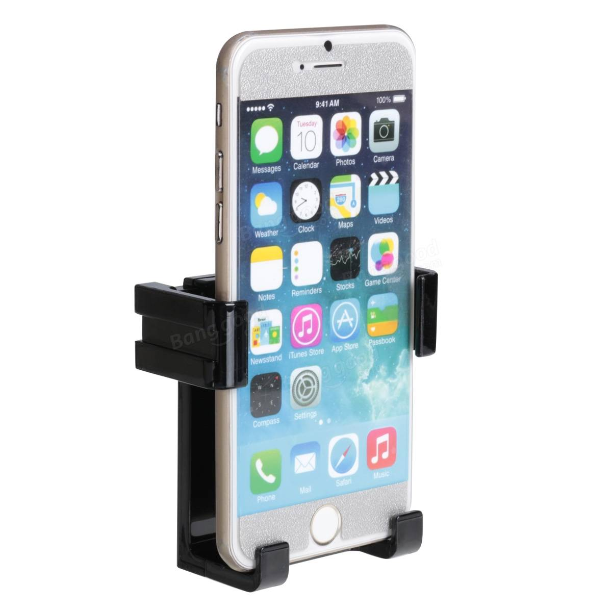 Universal Adjustable Car Air Vent Mount Holder Cradle Stand For Mobile Phones
