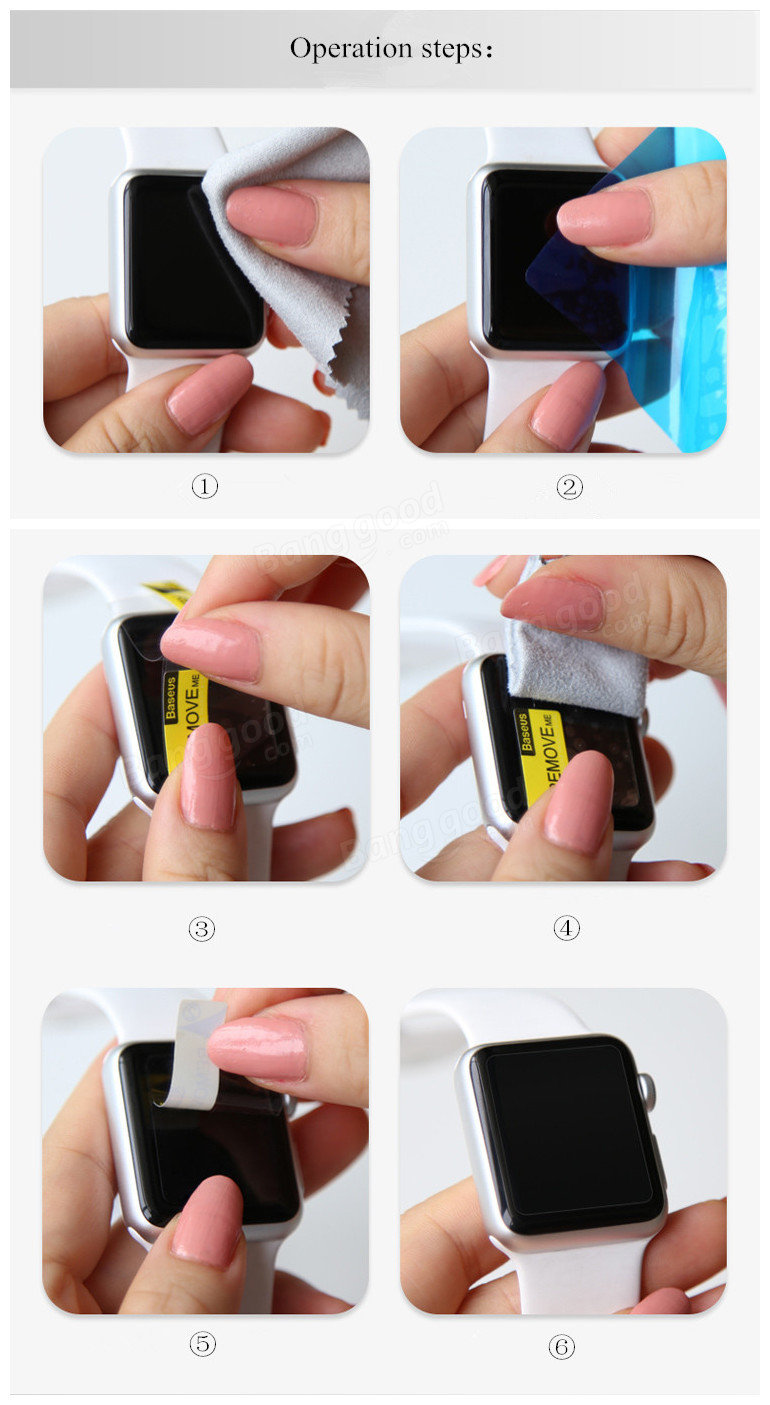 Apple Watch 38/42mm protector
