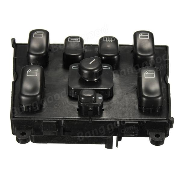98 03 electric power window master switch console for for 2000 mercedes benz ml320 window switch