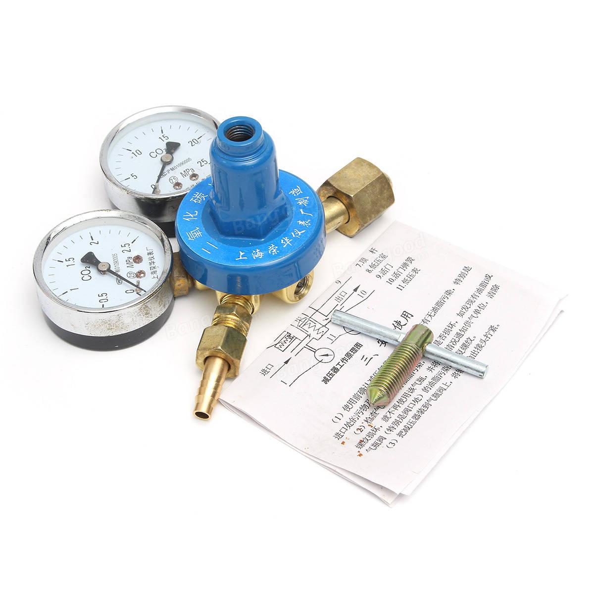 g5 8 co2 mig welding regulator pressure reducing valve for pub gas bottles sale. Black Bedroom Furniture Sets. Home Design Ideas