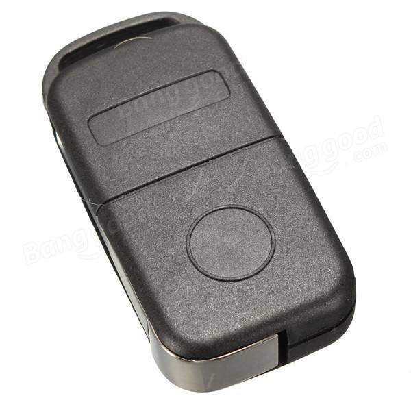 Replacement 3 button remote key fob shell case for for Replacement key for mercedes benz
