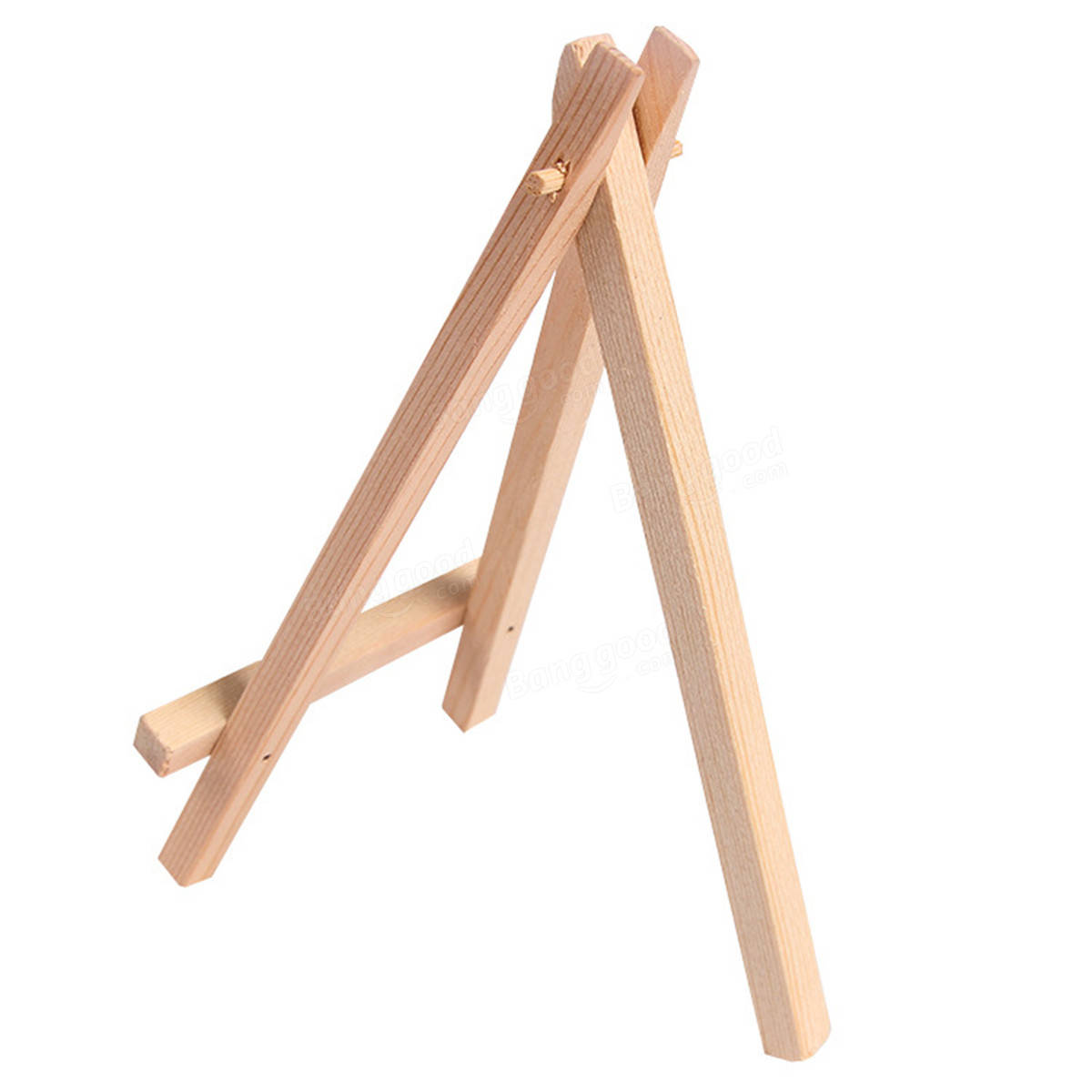 Small Wooden Timber Easel Photo Art Painting Display Rack Stand Holder 24cm