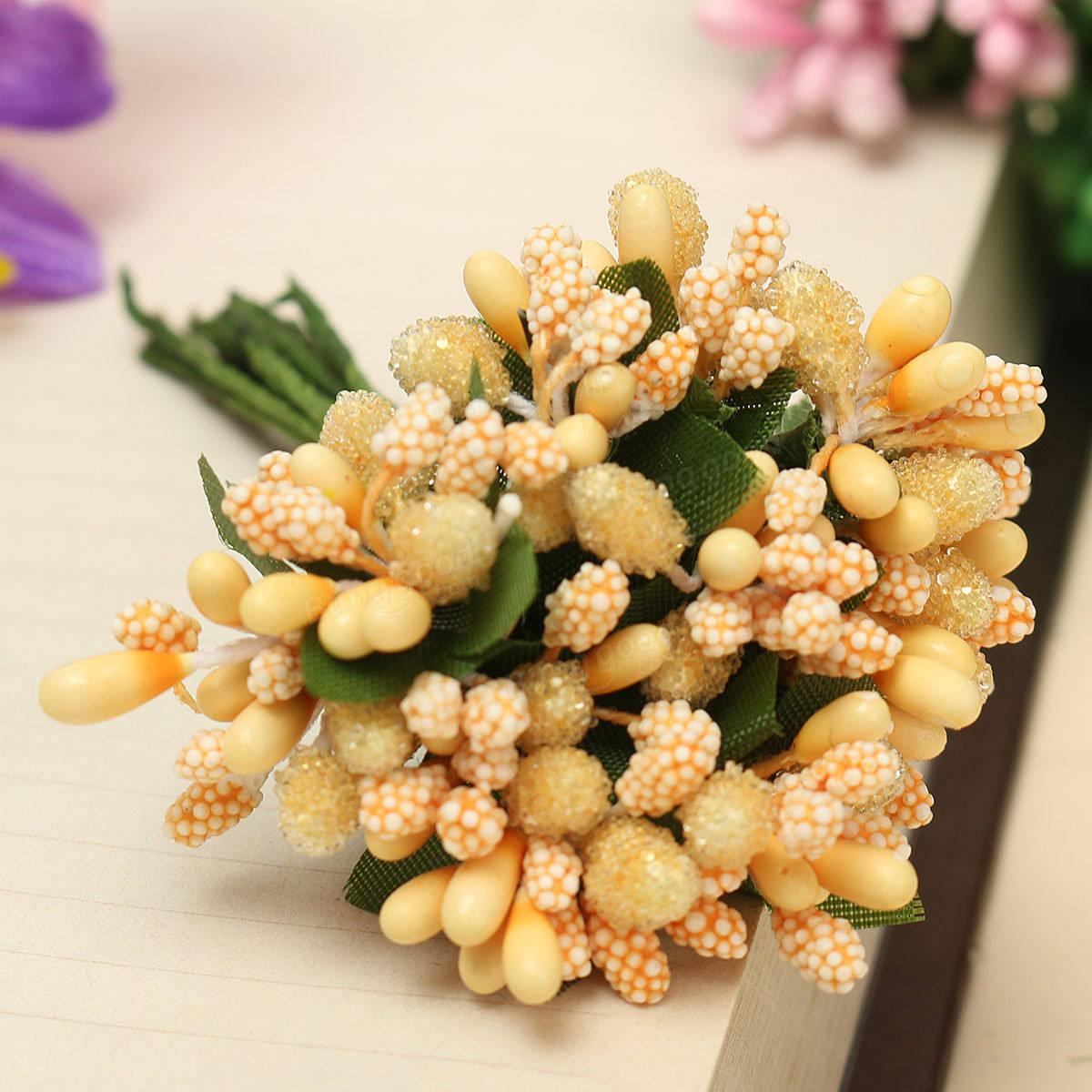 mousse florale artificielle diy fausse feuille fleur bouquet mariage noce fleurs artificielles. Black Bedroom Furniture Sets. Home Design Ideas