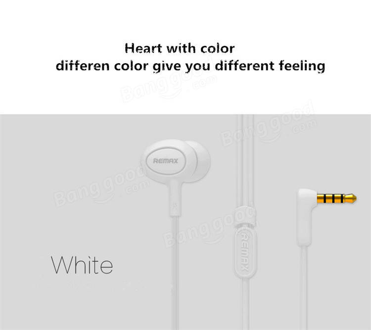 REMAX 515 Earphone