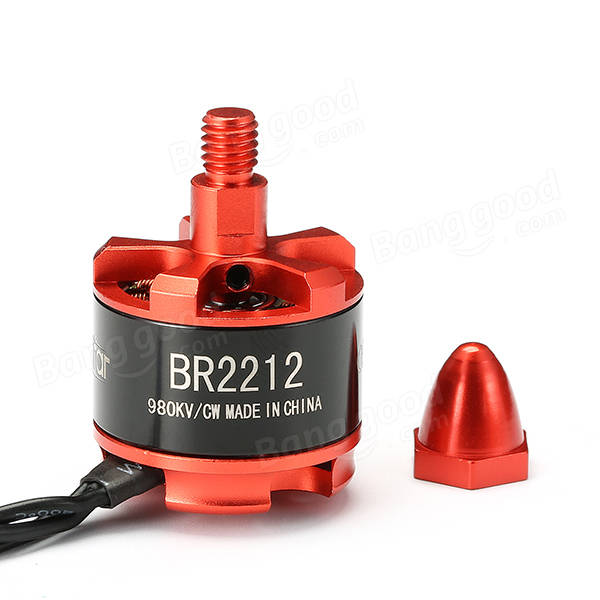 Racerstar Racing Edition 2212 BR2212 980KV 2-4S Brushless Motor For 350 400 RC Drone FPV Racing Multi Rotor