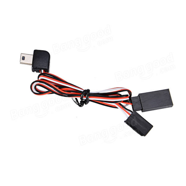 30MM FPV Cable for Git1 Git2 Git Camera support AV Out Charging
