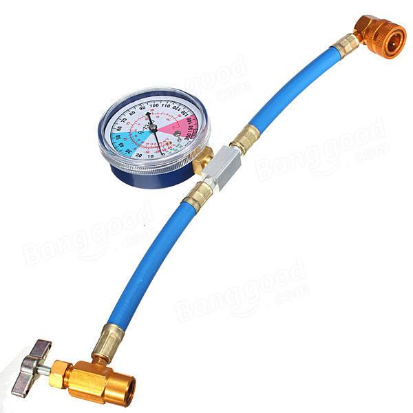 Automotive Air Condition Refrigerant R134A Catheter Detection Conduit