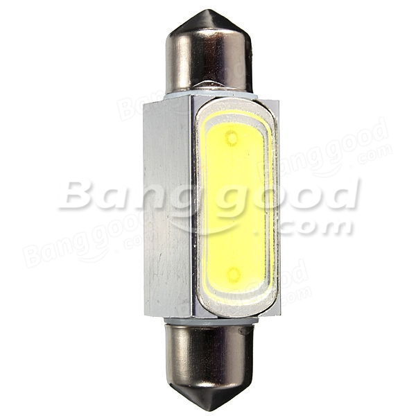 36MM 39MM 41MM Two-side Led Dome Reading Light Bulb for All Cars