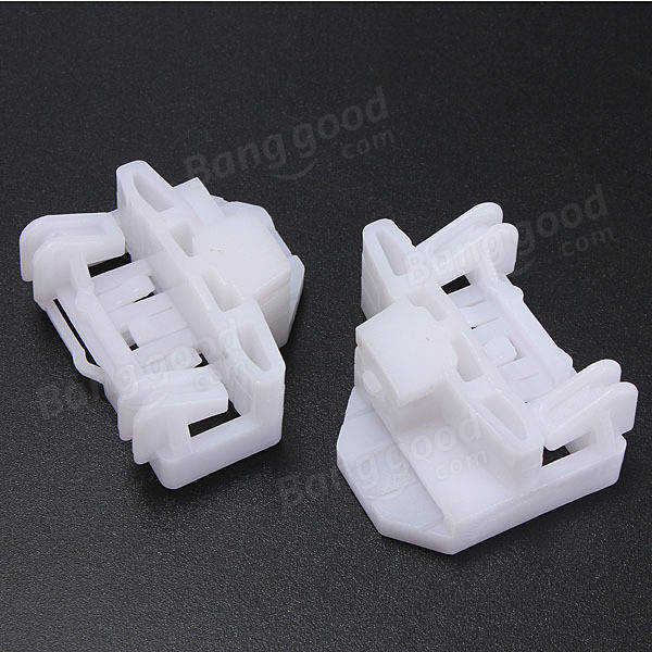 Window regulator kit clips front left driver side for vw for 1999 vw passat window regulator