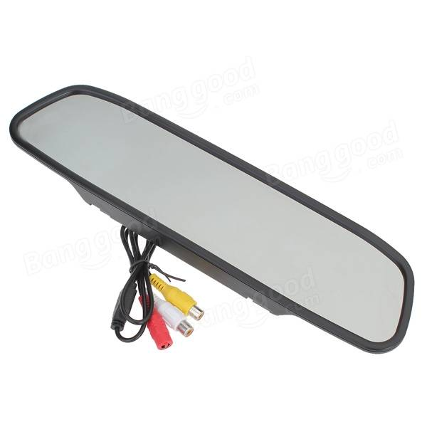 4.3 Inch TFT Car Auto LCD Screen HD rearview mirror