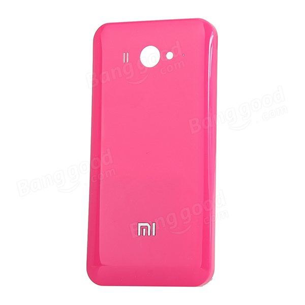 Stylish Sleek Candy Color Xiaomi M2 M2S Back Protective Case
