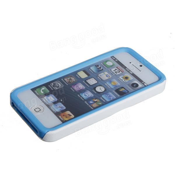 ゼブラデザインハードソフトコンボシリコンケースカバーiPhone 5 5G用