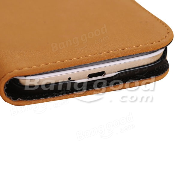 Business Synthetic Leather Card Case For Samsung Galaxy S4 I9500