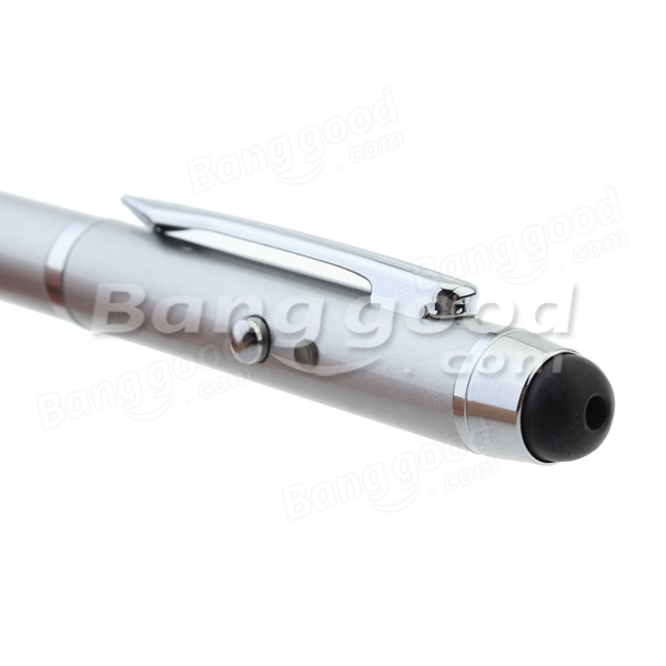 Multifunctional Telescopic Touch Screen Stylus For Mobile Phones
