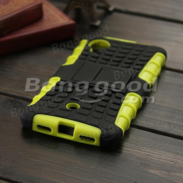 Heavy Duty Silicone Rugged Holster Hard Case For Google LG Nexus 5