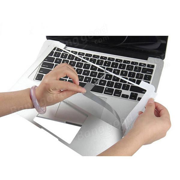Ultrathin Keyboard Frame Film Cover For Macbook Pro Retina
