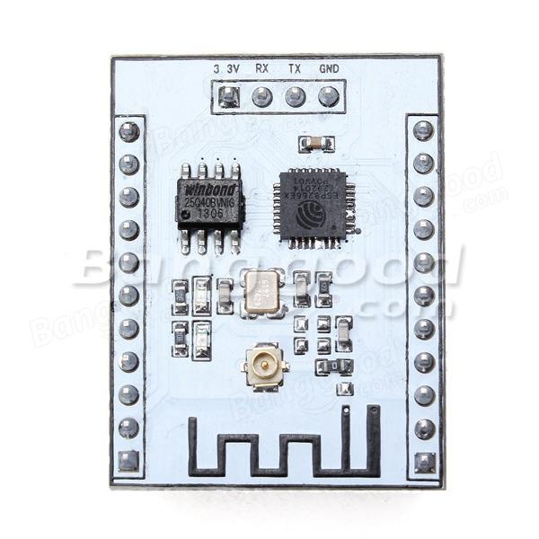 5Pcs ESP-201 Remote Serial Port WIFI Transceiver Wireless Module