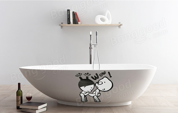 funny wall sticker
