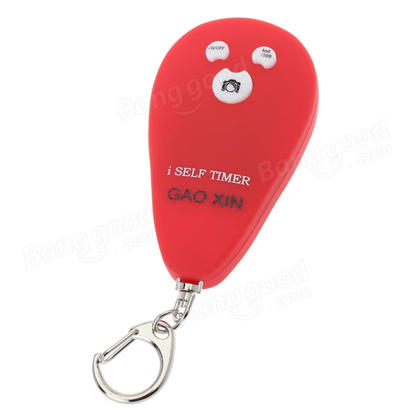Bluetooth Remote Control Self Timer For iPhone Smartphone