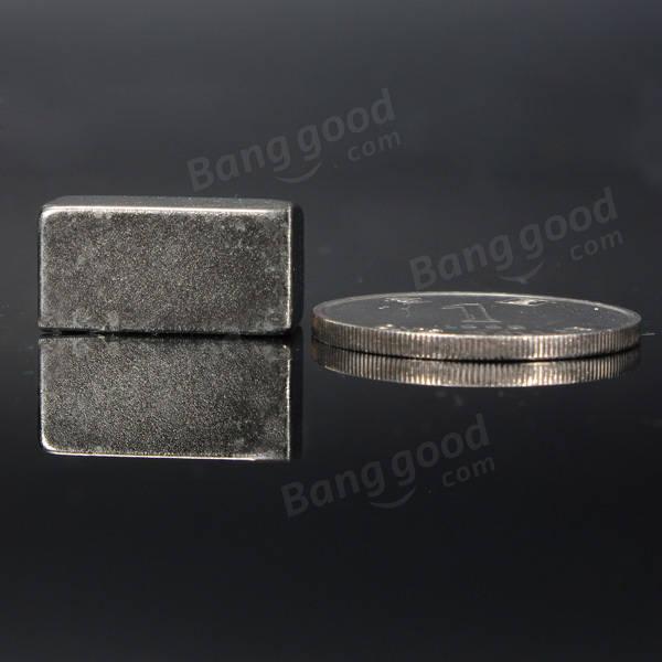 N35 20x10x10mm blocco super forte magnete al neodimio terre rare - €1.61