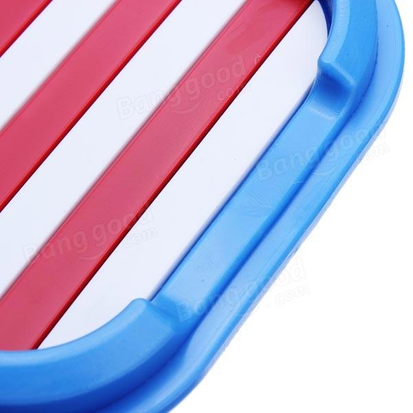 Flag Series Car Phone Mat Navigation Holder America Blue