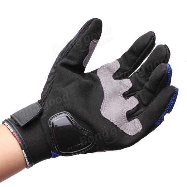 Full Finger Safety Bike Motorcycle Racing Gloves for Pro-biker MCS-27