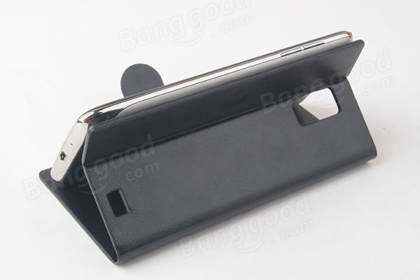 Flip Leather Magnetic Protective Case For DOOGEE DG450