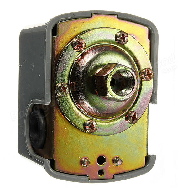 40-60 PSI Water Pump Pressure Control Switch Double Spring Pole