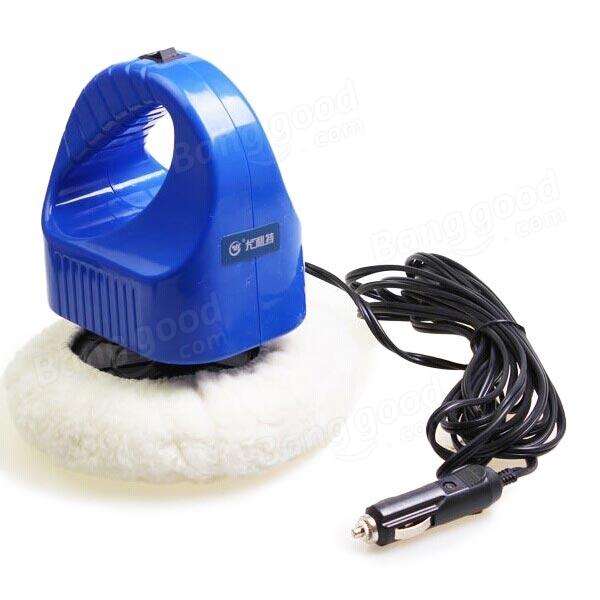 waxing machine for car