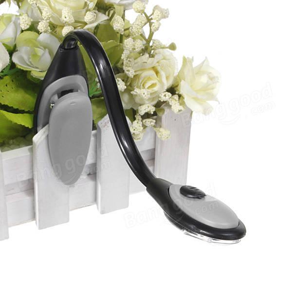 mini lampe flexibles clip on lampe de lecture lumineuse. Black Bedroom Furniture Sets. Home Design Ideas