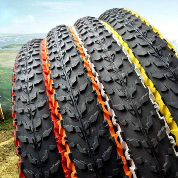 CHAOYANG Bikes Bicycles Colorful Cover Tube Tire 26*1.95 MTB Soft Rim