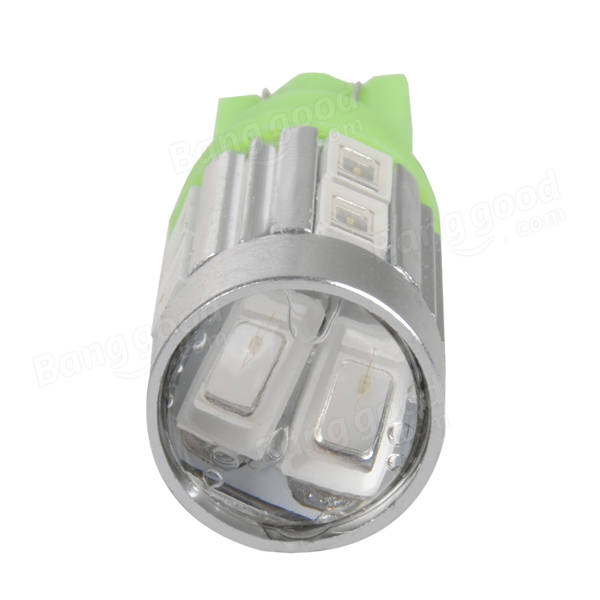 T10 LED 5630/5730 10SMD LED Car Turn Signal Interior Light Lamp Bulb