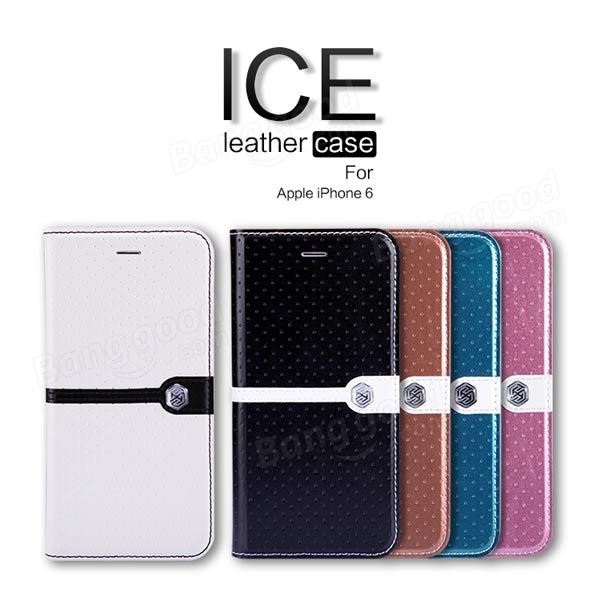 Nillkin Ice PU Leather Protective Case For iPhone 6 4.7Inch