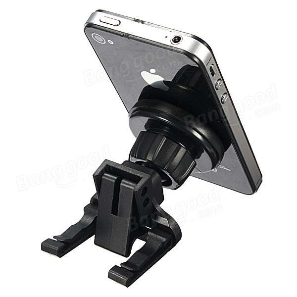 Universal Magnetic Car Air Vent Mount Holder Stand For Mobile Phone