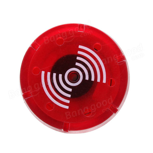 AD58B-22SM LED Indicator Signal Light Flash Intermittent Sound Buzzer