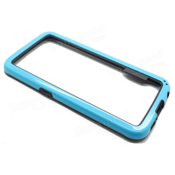 Soft TPU+PC Bumper Frame Case Cover For Samsung Galaxy S6