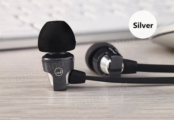 Awei ES-860Hi HiFi In-ear Deep Bass Metal Earphone Headset With Mic