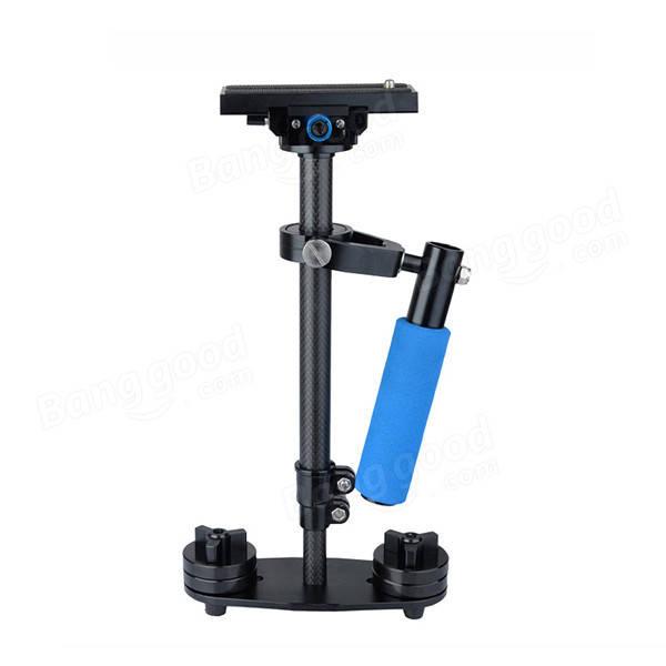 SF-04 Carbon Fiber Handheld Stabilizer Steadicam With Bag For Camera