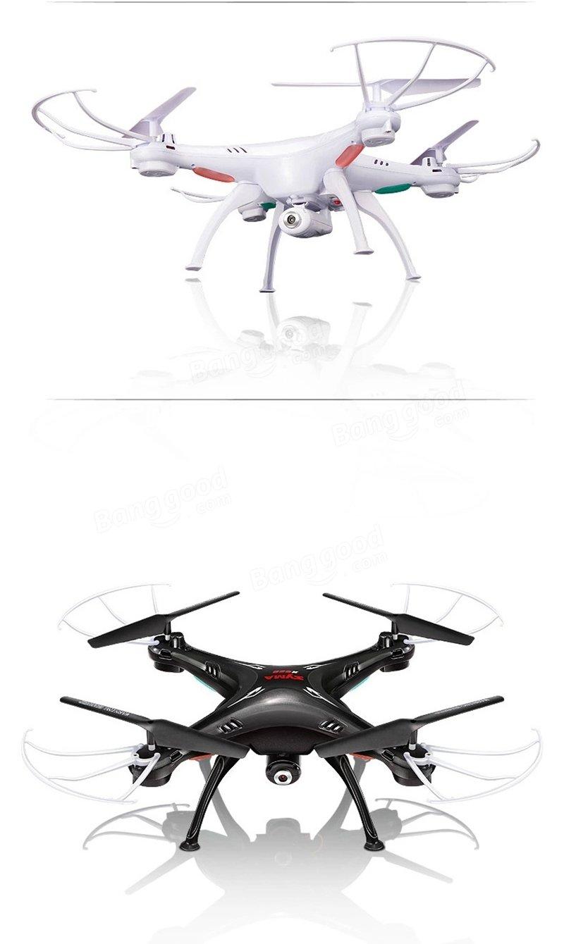Syma X5SW-1 Explorers 2 Wifi FPV 2.4G RC Quadcopter 2.0MP Camera RTF