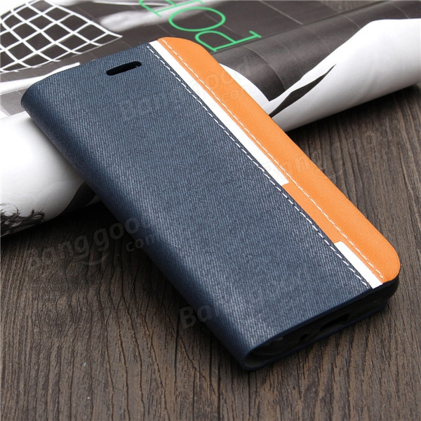 Hybrid Flip PU Leather Card Stand Cover Case For Samsung Galaxy J1 J100