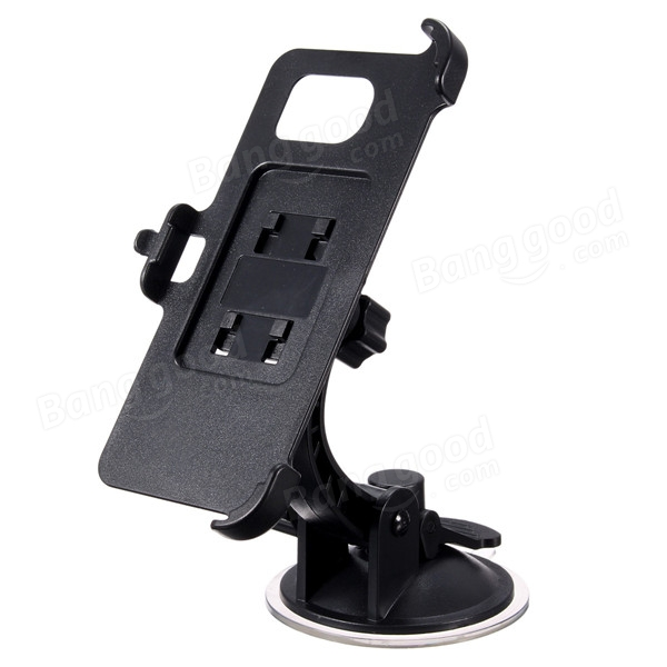 360° Rotating Car Windshield Mount Holder Stand For Samsung Galaxy S6/S6 Edge