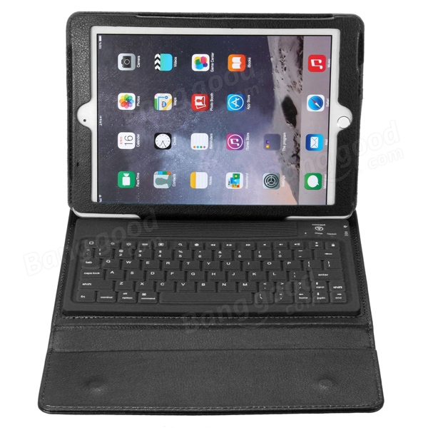 Wireless Bluetooth Keyboard 3.0 PU Leather Stand Case Cover For iPad Air/Air2