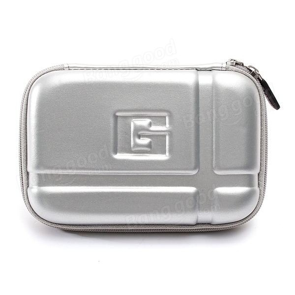 Universal 5.2 Inch Hard GPS Case Cover Carrying Bag Protection For Garmin