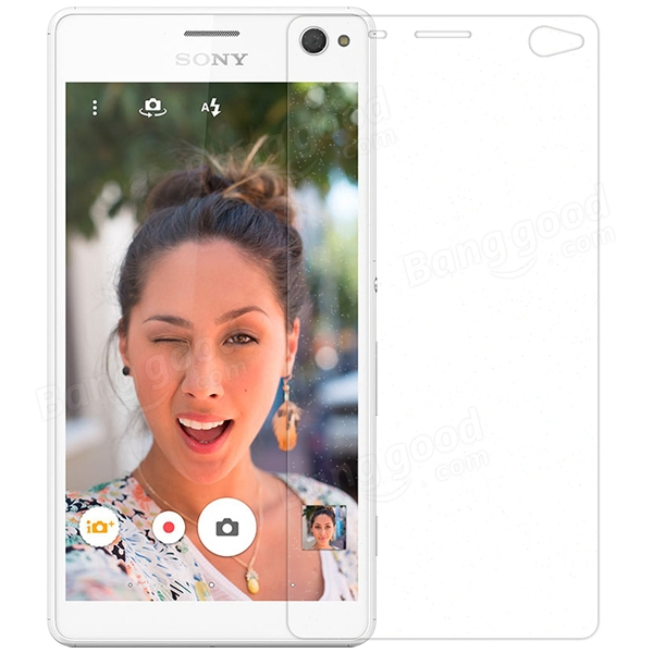 Sony Xperia C4用Nillkin Bright Diamondスクリーンプロテクター